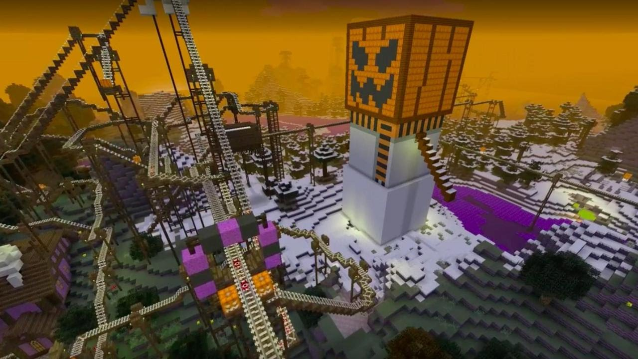 Minecraft Official Spooky Bundle Trailer