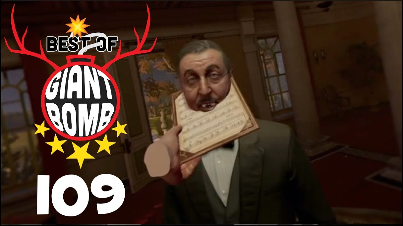 Best of Giant Bomb 109 – SuperHyperCurious