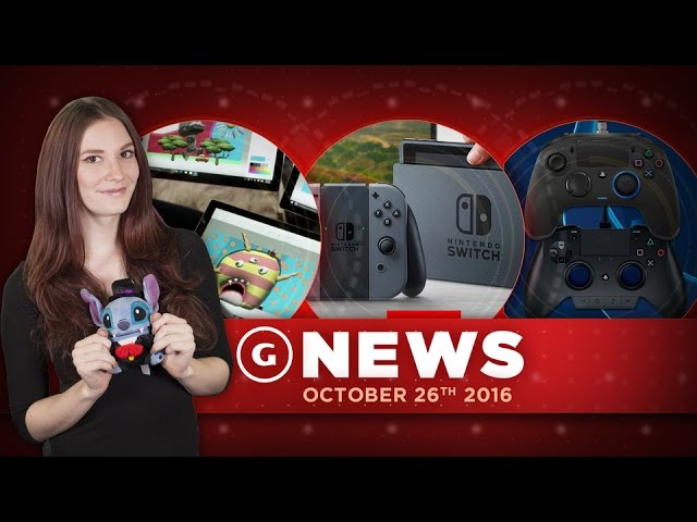 Nintendo To Ship 2 Million 'Switch's & PS4's New Controllers! – GS Daily News