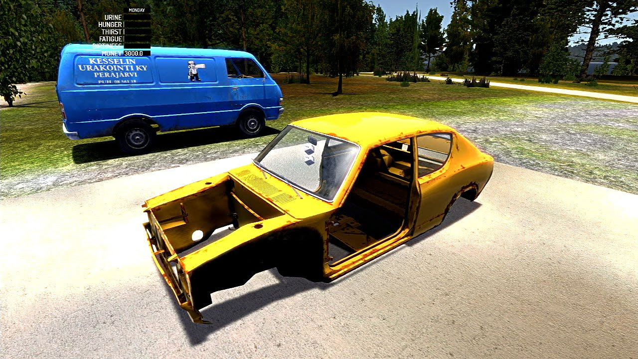 My Summer Car: Unfinished 10/27/2016