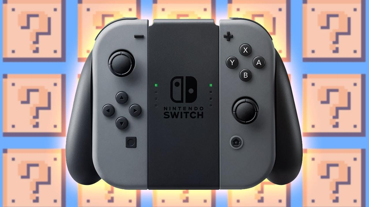 Our Biggest Nintendo Switch Concerns & Questions – Up At Noon Live!