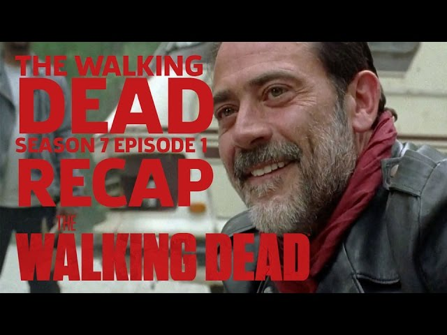 The Walking Dead – Season 7 Episode 1 Recap