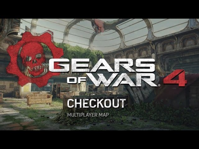 Gears of War 4 – Official Checkout Multiplayer Map Flythrough
