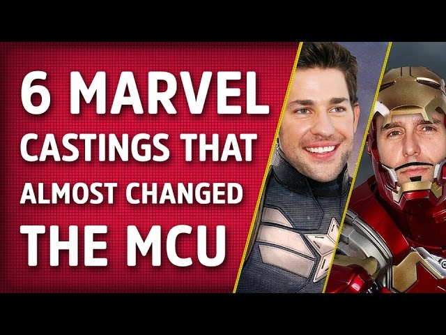 6 Marvel Castings That Would Have Completely Changed the MCU