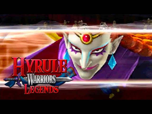 Hyrule Warriors: Legends – A Link Between Worlds Pack Trailer