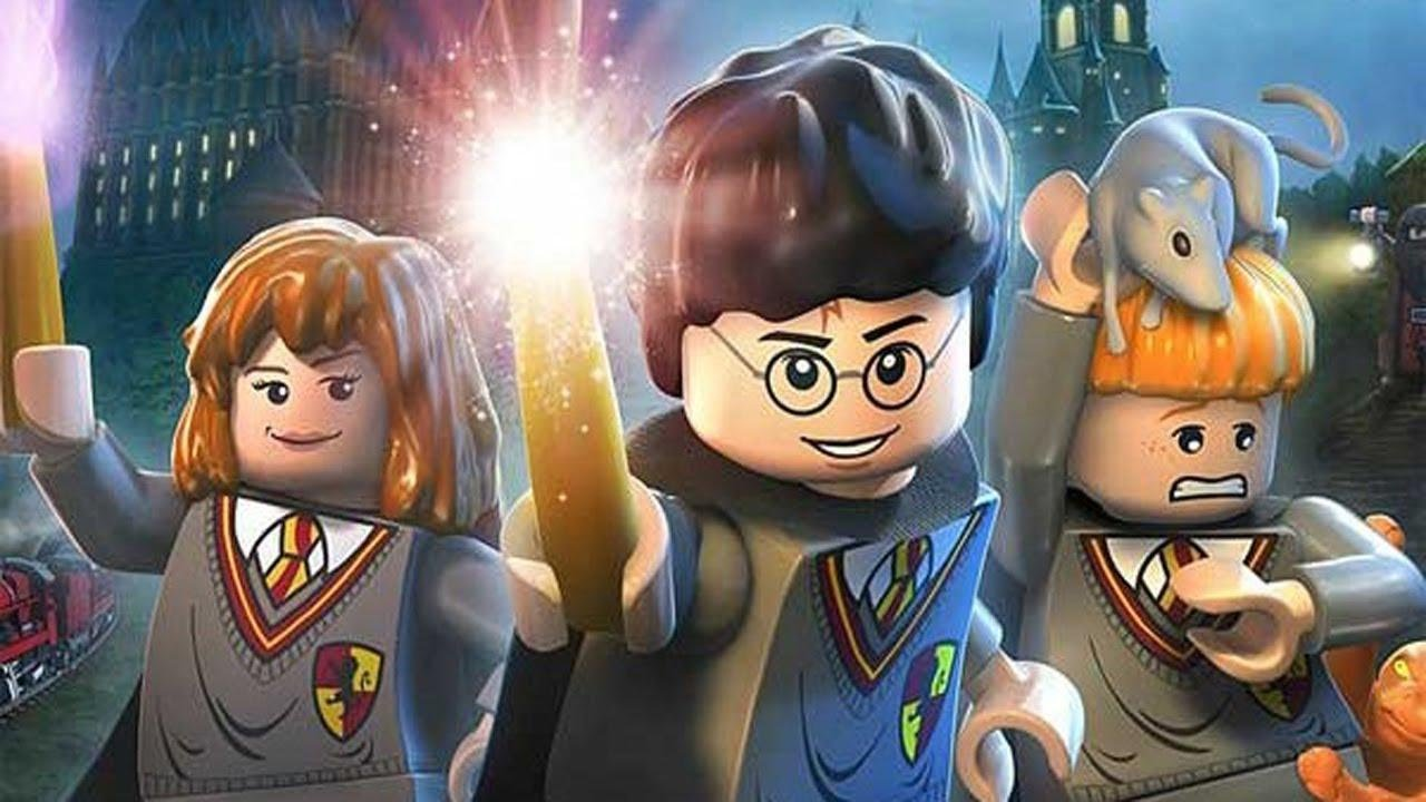 Take A Tour Around Hogwarts In LEGO Dimensions