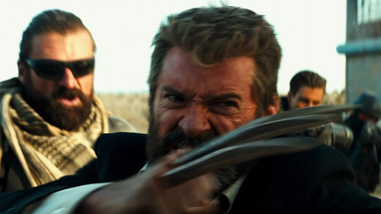 Logan (2017) – Official Teaser Trailer