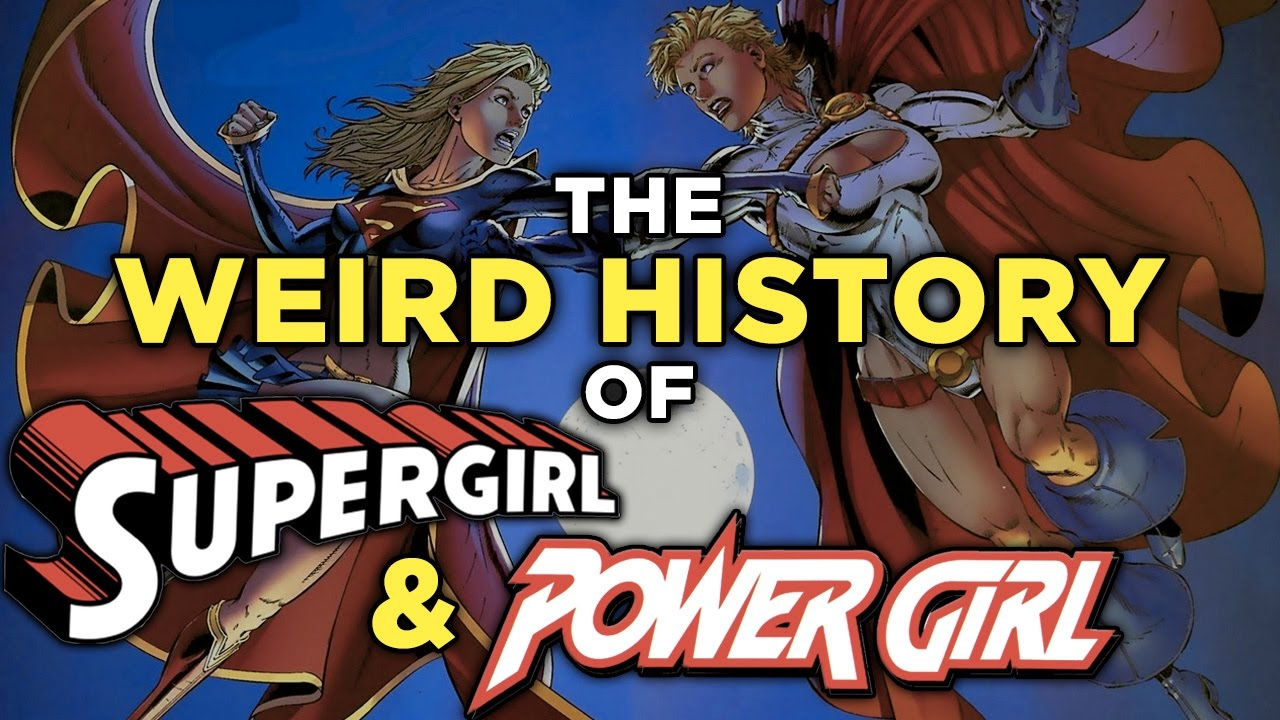 The Weird History of Supergirl & Power Girl — ISSUE AT HAND, Episode 2