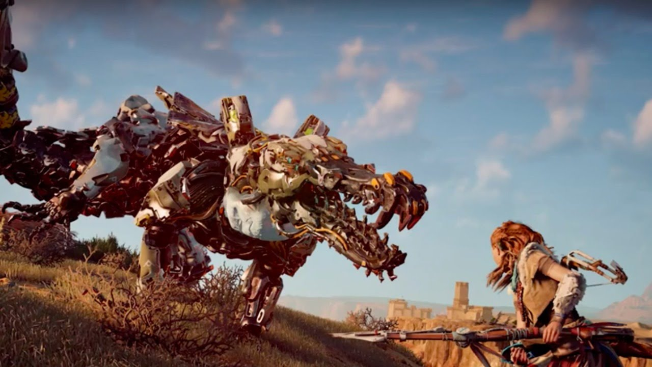 Horizon: Zero Dawn – Evolution of the Machines