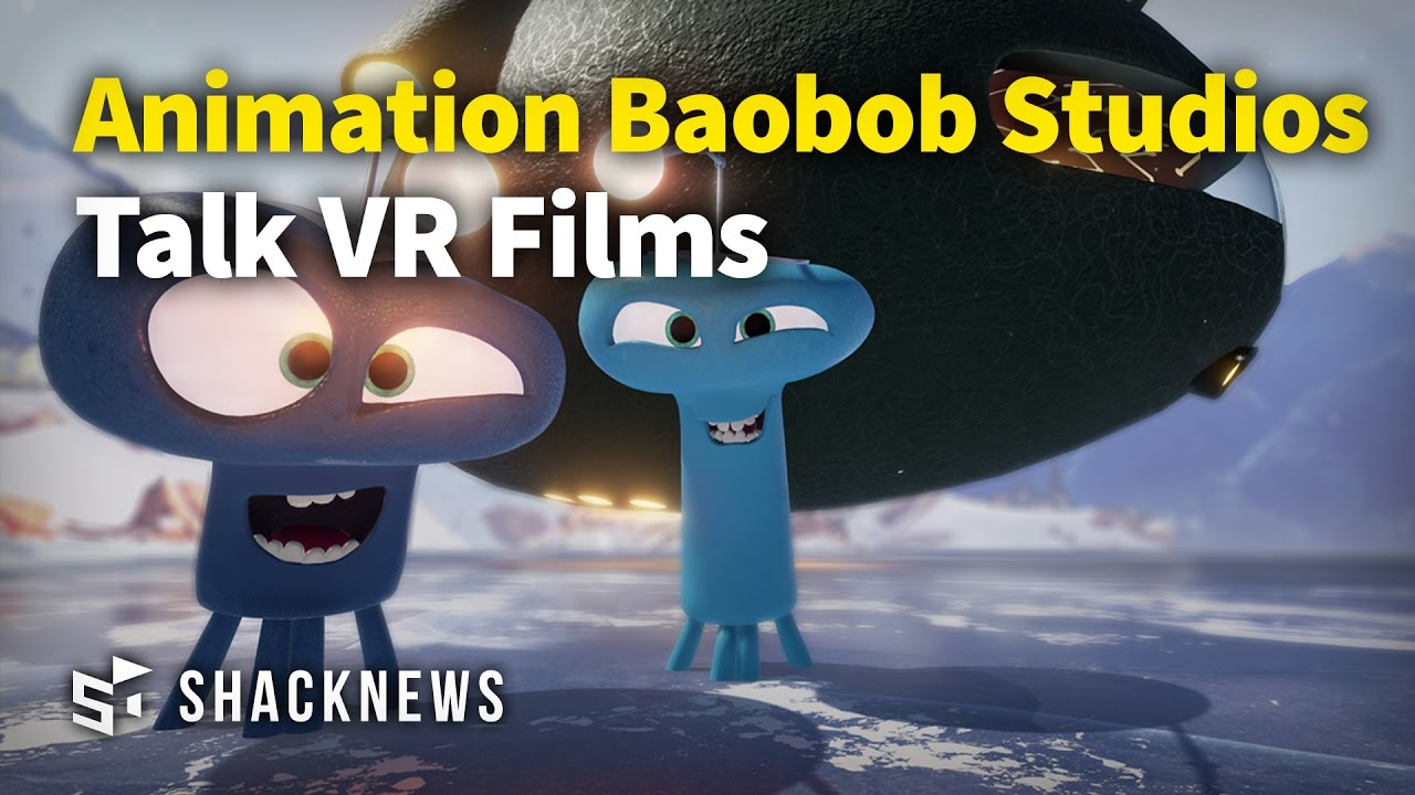 Animation Baobob Studio Talk VR Films