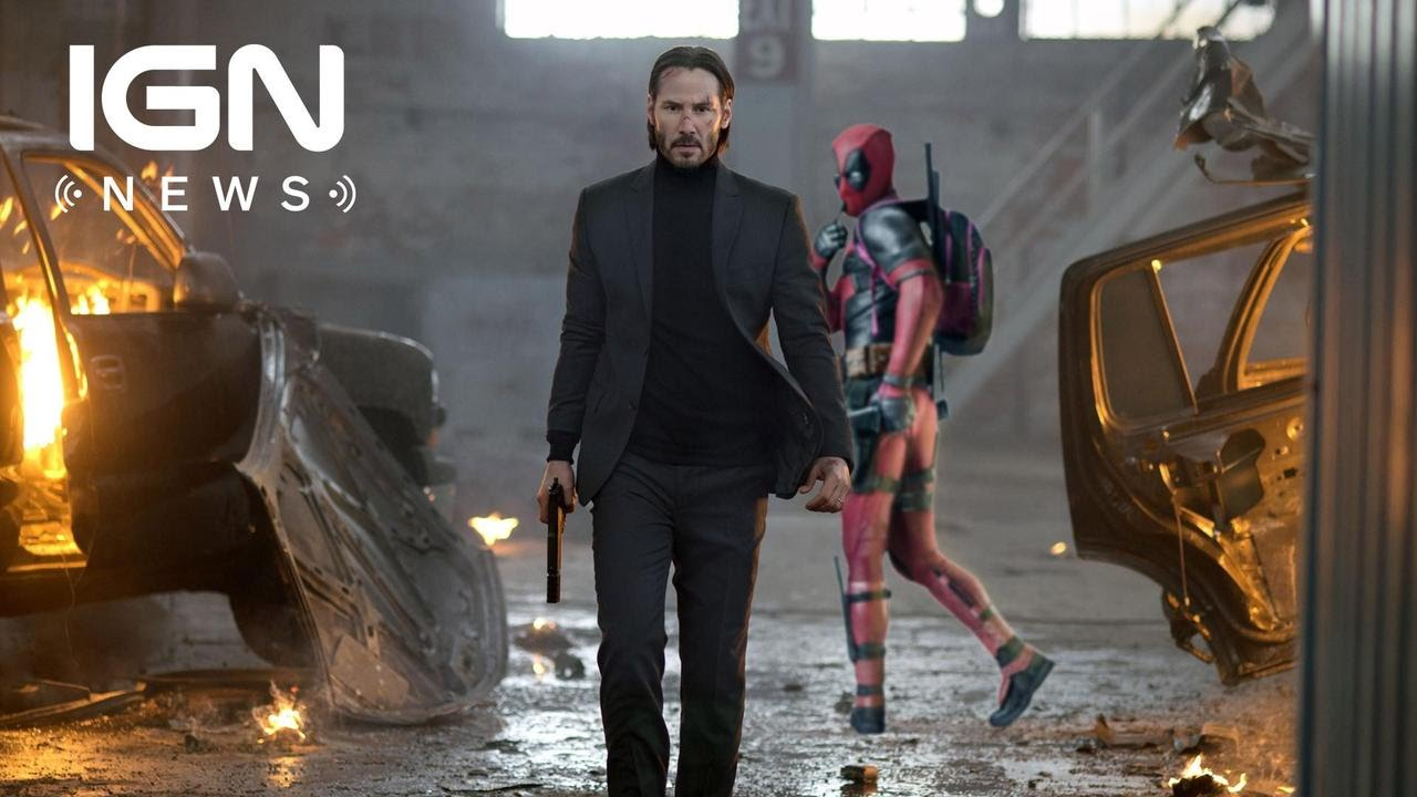 Deadpool 2: John Wick Director in the Running to Helm Sequel – IGN News