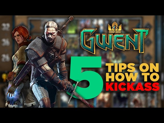 5 Tips to be a Gwent Deck Master