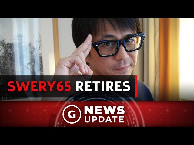 Deadly Premonition's Swery65 Retires (For Now) – GS News Update