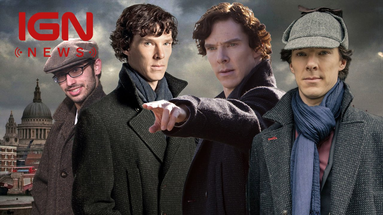 Sherlock Season 4 Release Date Announced – IGN News