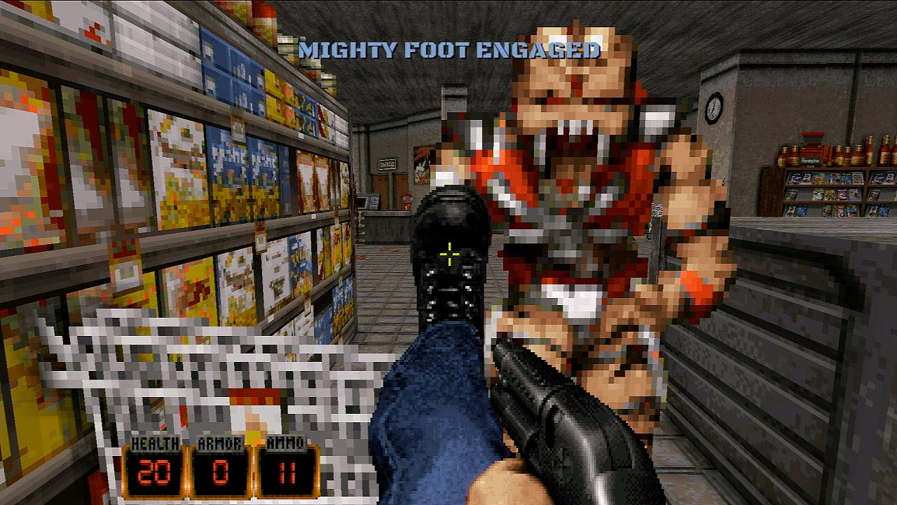 Duke Nukem 3D: 20th Anniversary World Tour: Quick Look