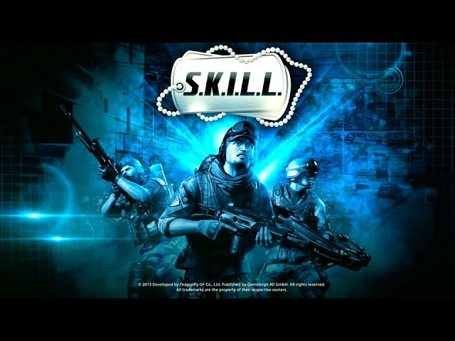 S.K.I.L.L – Zombie Hunt 2016 Dead or Alive Trailer