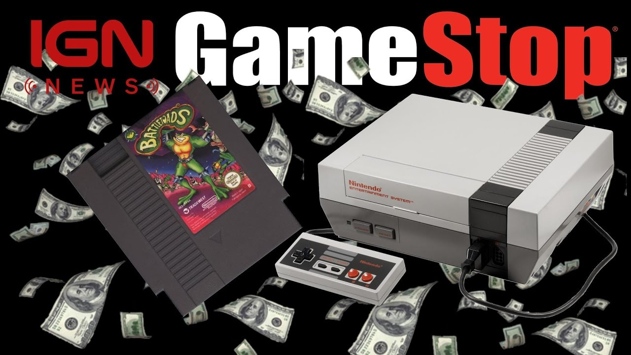 GameStop Now Accepts Retro Game Trade-Ins Everywhere – IGN News
