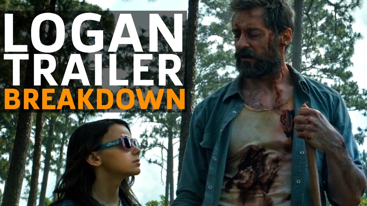 Logan Trailer Breakdown