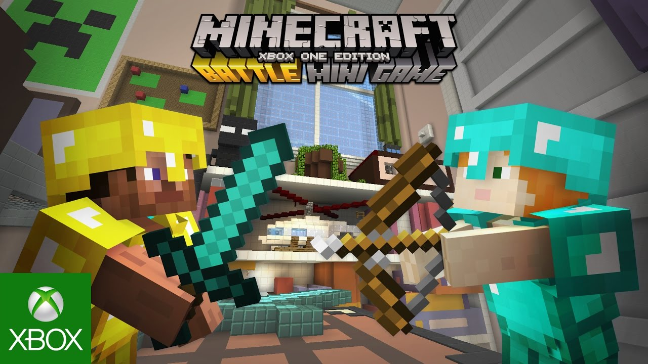 Minecraft: Xbox One Edition – Battle Map Pack 4