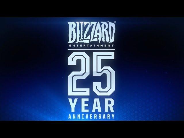 Celebrate 25 Years with Blizzard Entertainment | Blizzcon 2016 (Official)