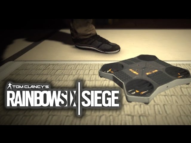 Operation Red Crow Echo Operator Preview – Tom Clancy's Rainbow Six Siege