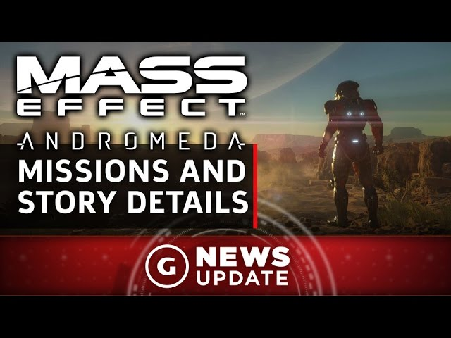 Mass Effect: Andromeda Loyalty Missions and Story Details – GS News Update