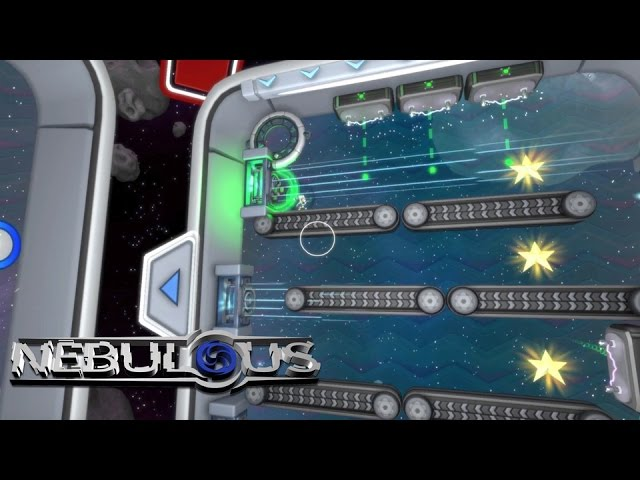 Nebulous – Launch Trailer