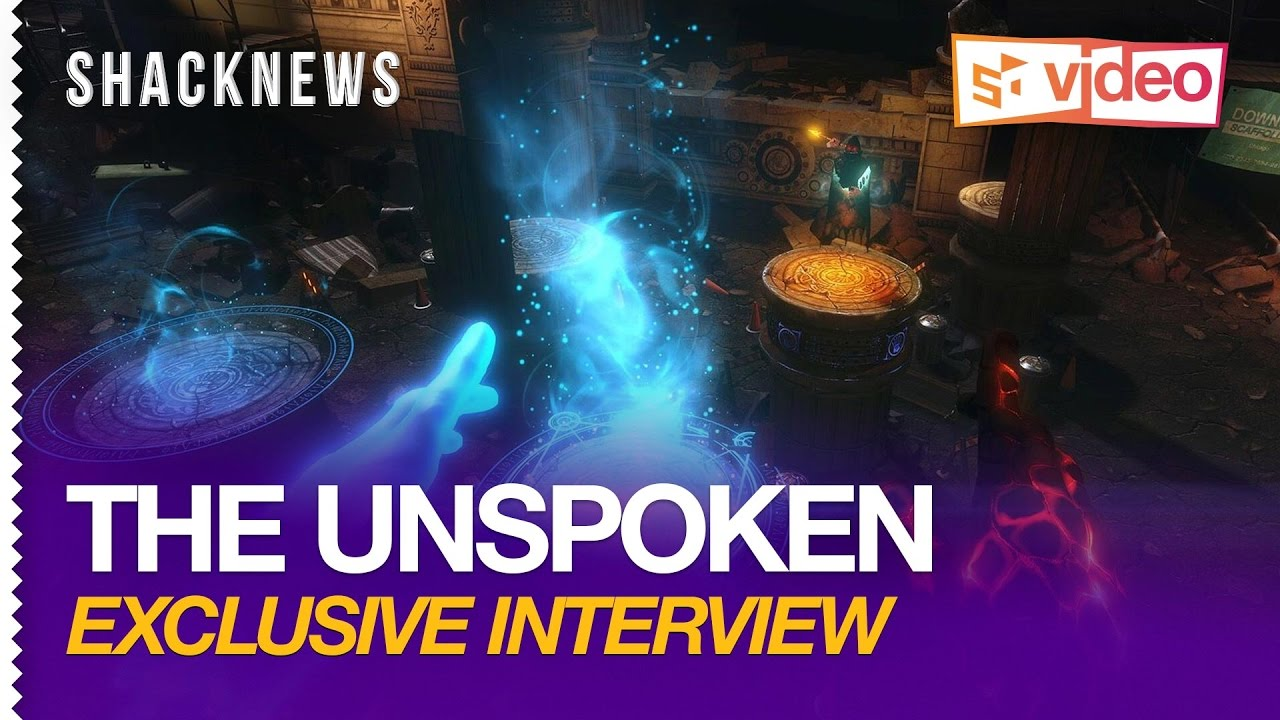 Exclusive The Unspoken VR Interview with Ryan Schneider
