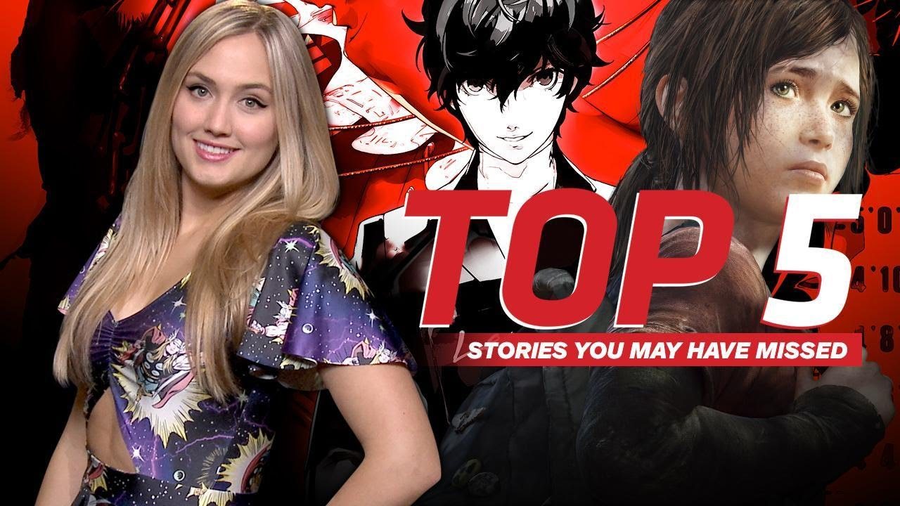 Stories You May Have Missed: The Last of Us Movie and Persona 5 – IGN Daily Fix