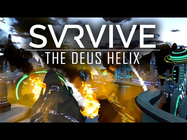 SVRVIVE: The Deus Helix Teaser Trailer