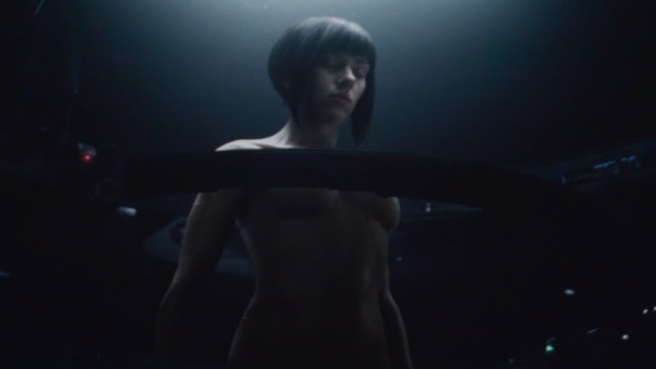 Ghost in the Shell (2017) – Shelling Sequence Clip