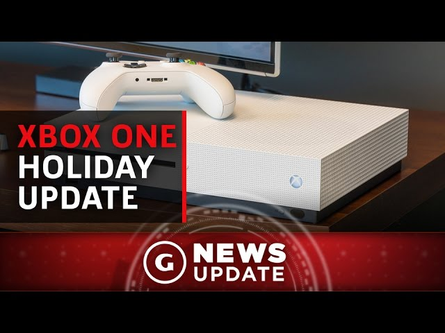 Xbox One Holiday Update Out Now – GS News Update