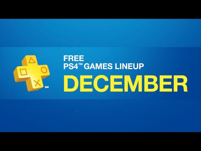 PlayStation Plus – Free PS4 Games Lineup December 2016