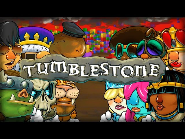 Tumblestone – Announcement Trailer