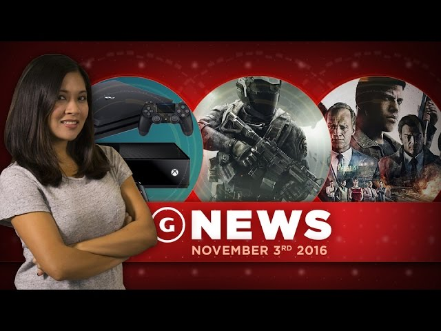 Call of Duty YOLO Mode, Take-Two Responds to Mafia Reviews, Black Friday Deals – GS Daily News