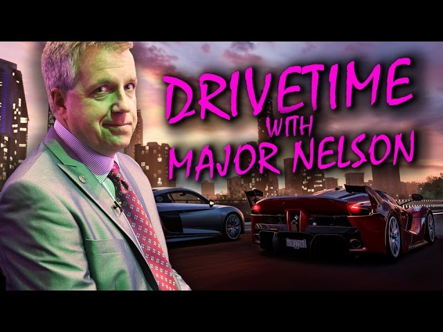 Major Nelson Talks Atomic Wedgies, Red Dead Redemption and Bacon Numbers
