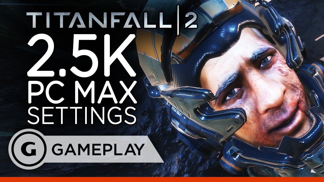 Titanfall 2 – 2.5K PC Max Settings Gameplay