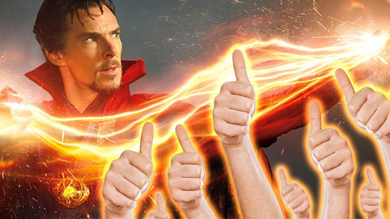 Dr. Strange is a Critical and Commercial Hit! – Up At Noon Live