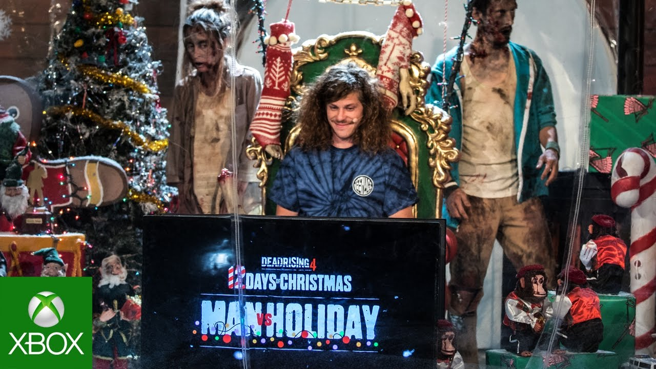 Dead Rising 4: Man vs. Holiday