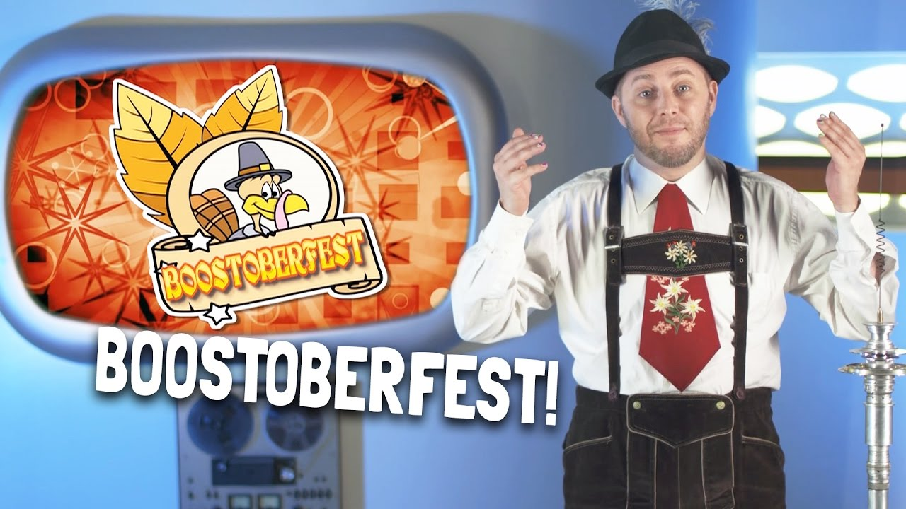 Happy Boostoberfest! (Signal Boost!)