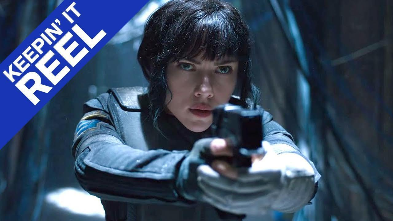 Will the Ghost in the Shell Movie Work? – IGN Keepin' It Reel