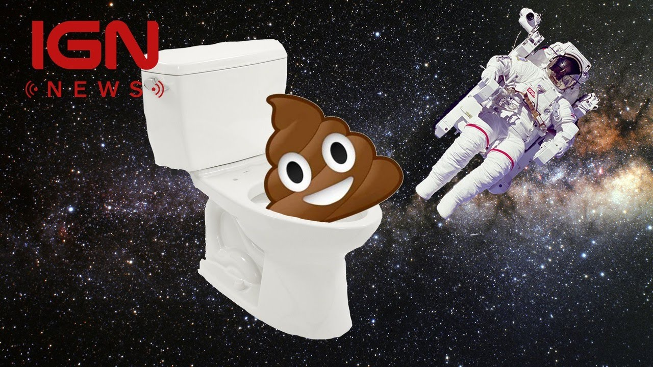 NASA Doesn't Know What to Do With Poop in Spacesuits – IGN News