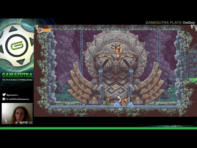 Gamasutra Plays Owlboy With the Game's Creators