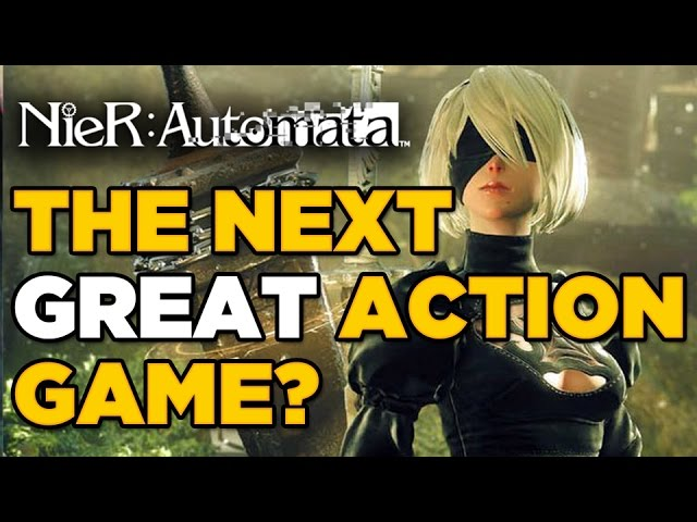 Is NieR: Automata the next Great Action Game?