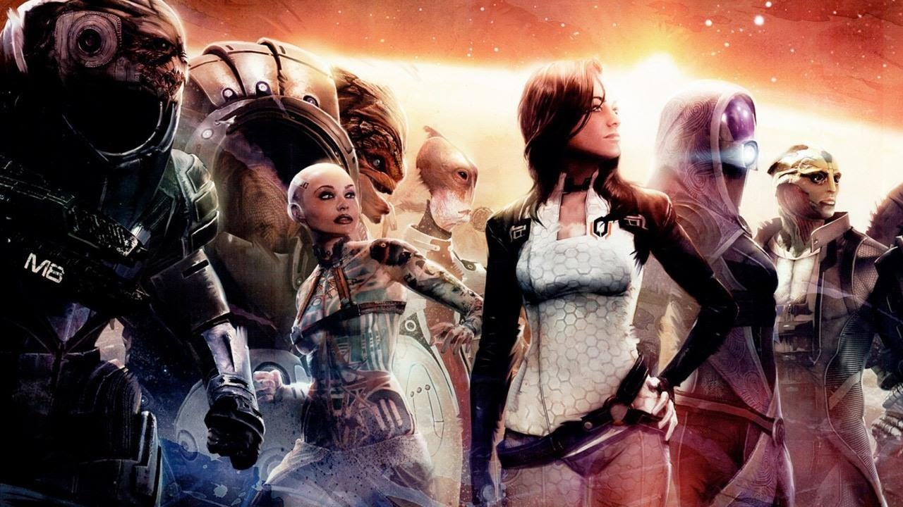 How Mass Effect 2 Made Us Care About its Characters