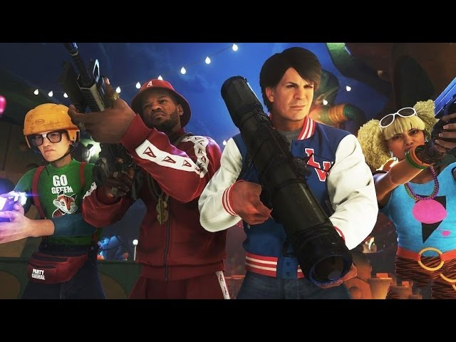 The First 15 Minutes of Call of Duty: Infinite Warfare – Zombies in Spaceland
