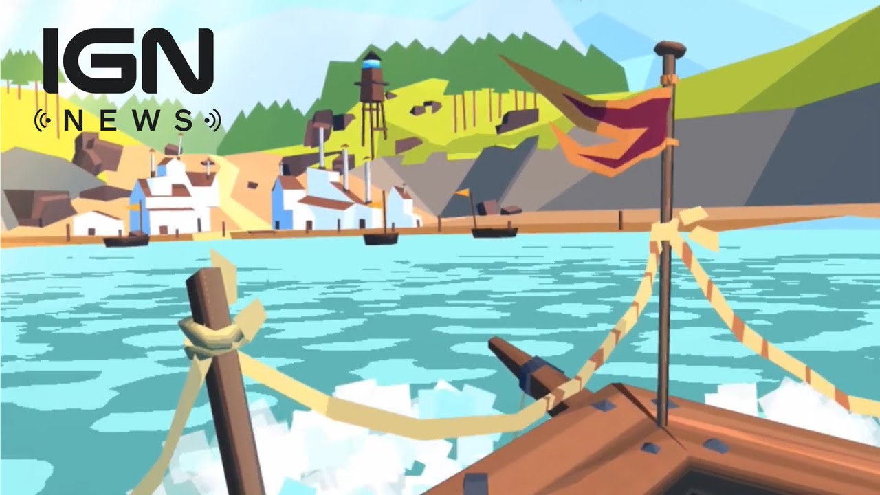 Peter Molyneux's New Game Is Out Today – IGN News