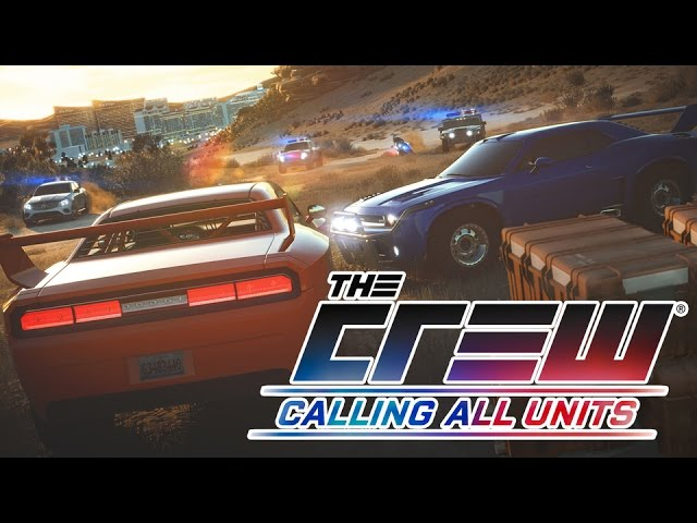 The Crew: Calling All Units – Choose Your Side Launch Trailer