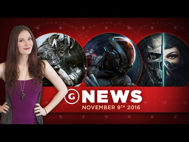 Skyrim Patch Causes Crashes; Mass Effect Andromeda Sequels? – GS Daily News