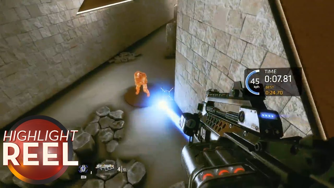 Highlight Reel #252 – Titanfall 2's Gauntlet Demolished In Record Time